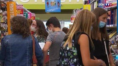 Fournitures scolaires : pourquoi la grande distribution perd du terrain