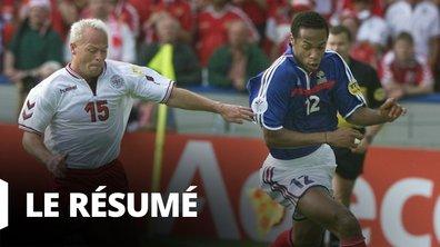 France - Danemark : le résumé du match de poules (Euro 2000)