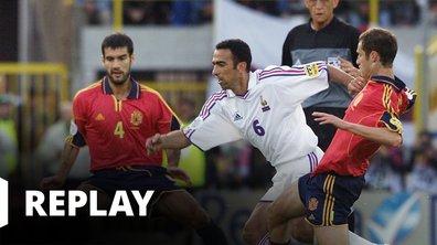 France - Espagne : Revoir le quart de finale de l'Euro 2000