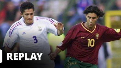 France - Portugal : Revoir la demi-finale de l'Euro 2000