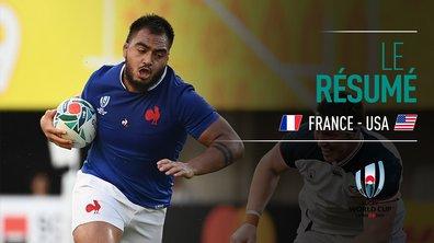 France - USA : Voir le résumé du match en vidéo