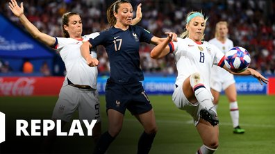 France - USA - Coupe du Monde Féminine de la FIFA, France 2019