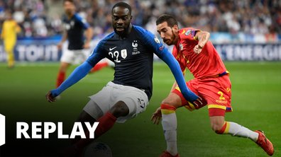 France - Andorre (Qualification EURO2020)