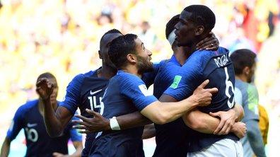 France–Australie (2-1) : le match en un coup d'œil