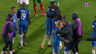 Bulgarie-France : le match vu de Twitter