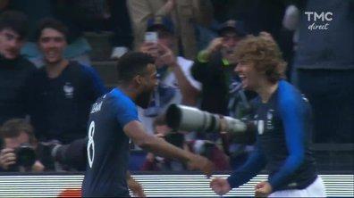 France - Bolivie (1 - 0) : Voir le but de Lemar en vidéo