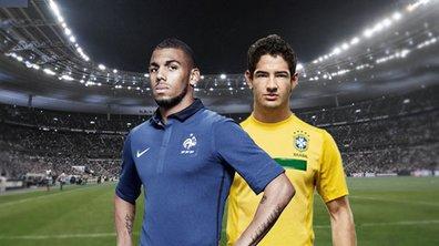 France - Brésil : match de gala pour les Bleus