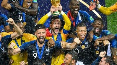 France-Croatie (4-2) : les 5 stats à retenir de cette hallucinante finale