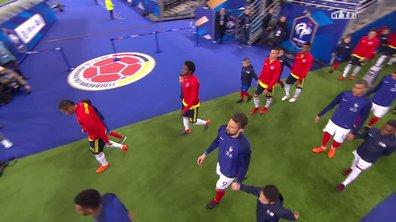 France-Colombie : la défaite des Bleus en cinq statistiques