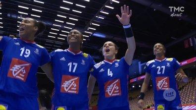 France - Croatie : les Bleues en finale de l'Euro !