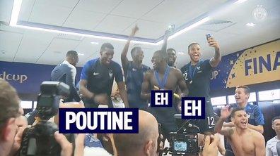Vidéo : le best-of des Bleus après la finale du mondial 2018