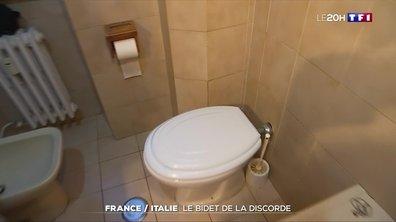 France/Italie : le bidet de la discorde