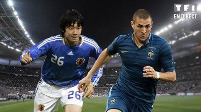 France - Japon en streaming vidéo !
