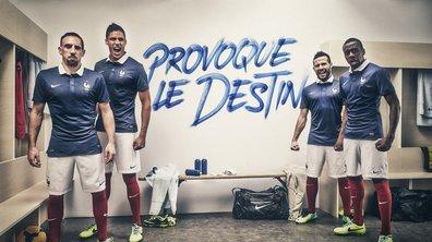 Equipe de France : Découvrez le nouveau maillot des Bleus