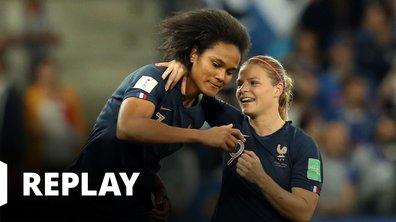 France - Norvège - Coupe du Monde Féminine de la FIFA, France 2019