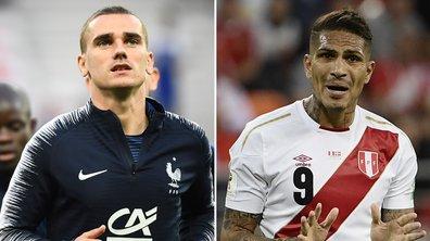 France-Pérou : un arbitre débutant au sifflet