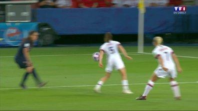 France - USA : Voir la main non sifflée de O'Hara ! Le tournant du match ?