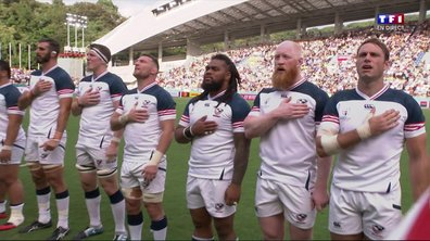 France - USA : Voir l'hymne américain en vidéo