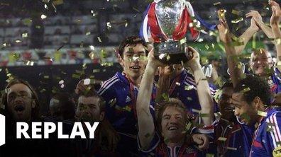 France - Italie : Revoir la finale de l'Euro 2000