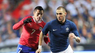 France - Chili : les Bleus tenus en échec mais prometteurs