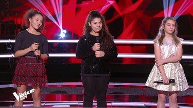 The Voice Kids 6 - BATTLES (Amel Bent) : Qui de Camille, Coline ou Antonia a gagné ? (REPLAY)