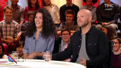 "Franck Gastambide et Sabrina Ouazani : les voix du ""Sahara"""