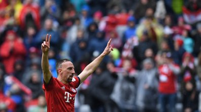 BUNDESLIGA - Ribéry quitte le Bayern Munich (officiel)