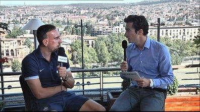 Franck Ribéry : « On va tous aller au Brésil ! »