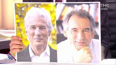 François Bayrou, sosie de Richard Gere ?