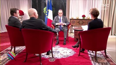 François Hollande face au (presque) système médiatico-bobo