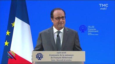 Quand François Hollande savoure les applaudissements