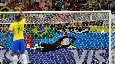 VIDEO. Brésil - Suisse : revoir l'ouverture du score de Coutinho