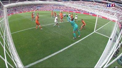 USA - Pays-Bas (0 - 0) : Voir l'occasion de Ertz en vidéo