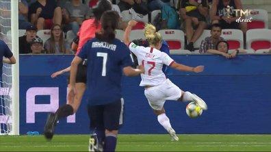 Japon - Angleterre (0 - 1) : Voir la nouvelle intervention de Yamashita en vidéo