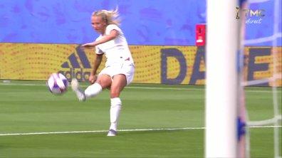 Angleterre - Cameroun (1 - 0) : Voir l'occasion de Duggan en vidéo