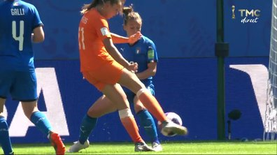 Etats-Unis - Pays-Bas : Martens incertaine pour la finale