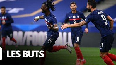 France - Ukraine : Voir tous les buts du match en vidéo