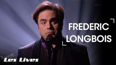 Frédéric Longbois | Je voulais te dire que je t'attends | Michel Jonasz