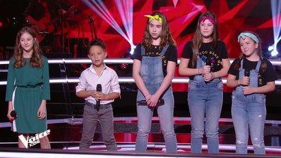The Voice Kids 6 - BATTLES (Jenifer) : Qui de Natihei, Mini Div ou Lena a gagné ? (REPLAY)