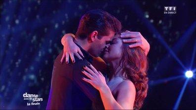Freestyle, l'ultime danse de Priscilla Betti et Christophe Licata sur « Your song » (Elton John)