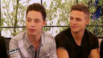 EXCLU - Ces deux frères vont vous faire craquer demain soir...