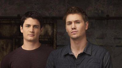 James Lafferty et Chad Michael Murray débarquent à Paris