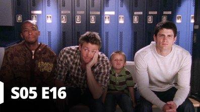 Les frères Scott - S05 E16 - Rien ne sert de pleurer