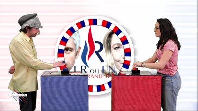 Front national ou Les Républicains, sauras-tu les reconnaître ? (Eric et Quentin)