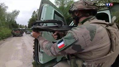 Frontière russe : les grandes manœuvres de l'Otan