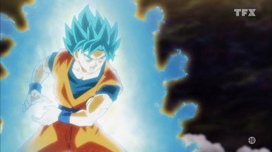 Dragon ball super - EP100 - Fureur sans limite ! Le réveil d'une guerrière déchaînée !