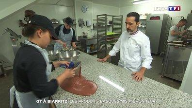 G7 à Biarritz : les produits basques mis à l'honneur