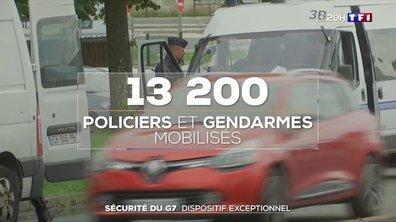 G7 à Biarritz : un dispositif de sécurité exceptionnel