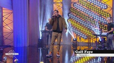 "Gaël Faye : ""Respire"" en live pour Quotidien (exclu web)"