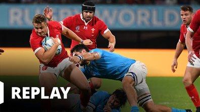Pays de Galles - Uruguay (Coupe du monde de rugby - Japon 2019)